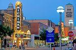 Das Ann Arbor Michigan Theater
