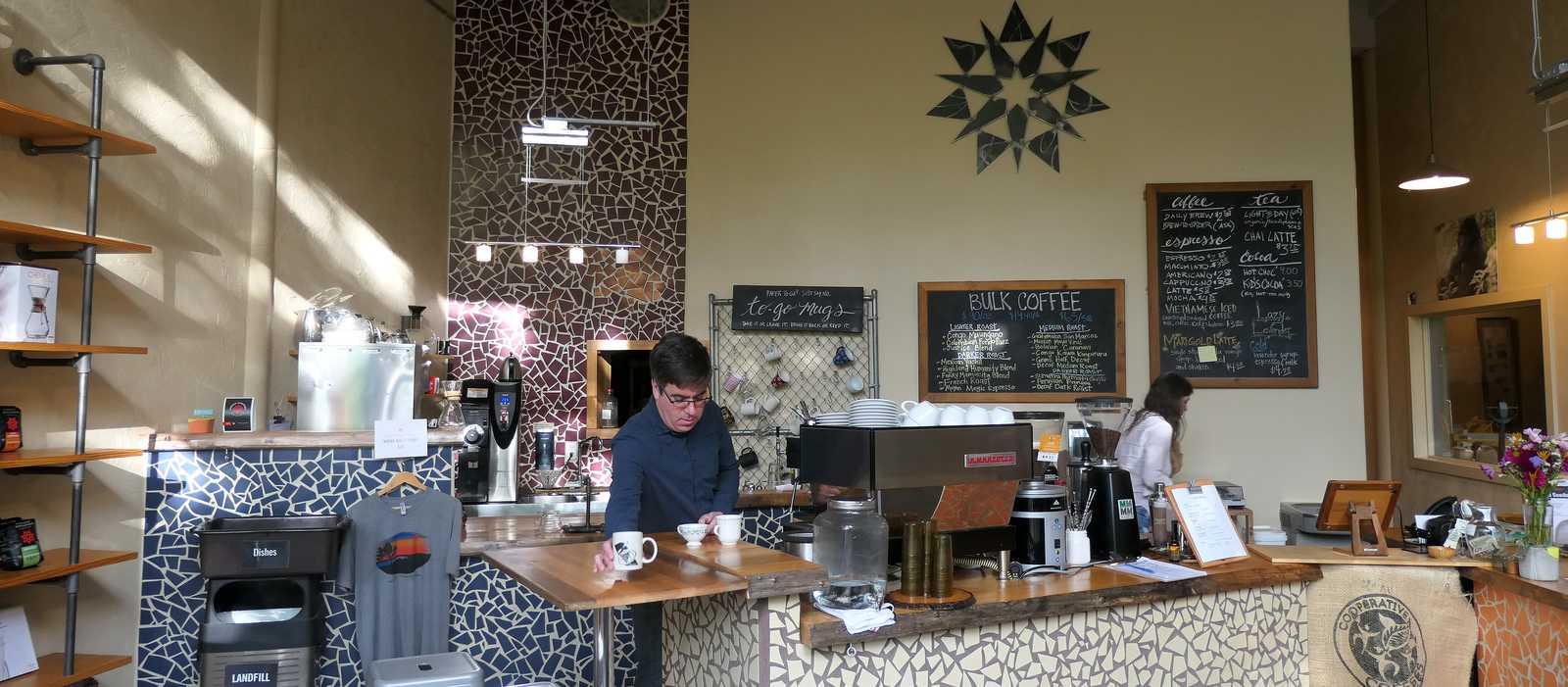 Higher Grounds Coffee Bar & Roastery