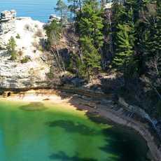 KŸste im Pictured Rocks National Park