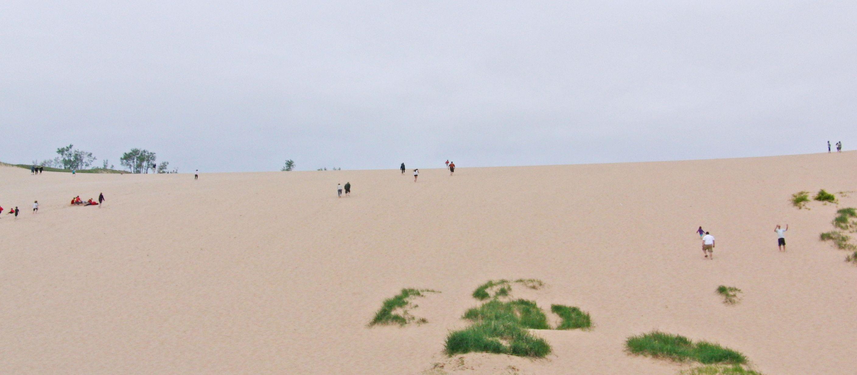 Die Sleeping Bear Dunes