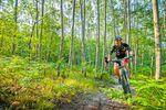 Traverse Area Bike Trail in Michigan