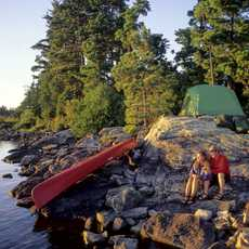 Minnesota an den Great Lakes: Die Boundary Waters Canoe Area