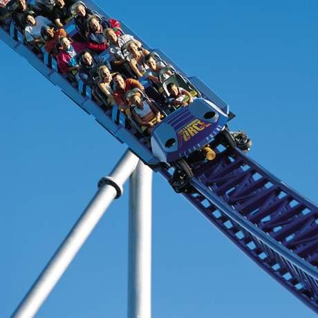 Ohio, Great Lakes Staaten: Cedar Point Freizeitpark