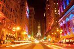 Nachts in Philadelphia