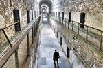 Das Eastern State Penitentiary - als Museum dienende Strafanstalt in Philadelphia