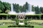 Longwood Gardens ein Botanischer Garten in Pennsylvania in den Great Lakes Staaten