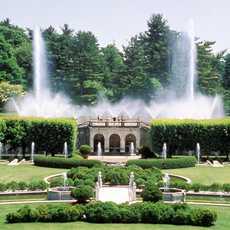 Longwood Gardens in Philadelphia