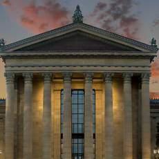 Das Museum of Art in Philadelphia