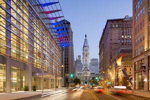 Das Convention Center in Philadelphia