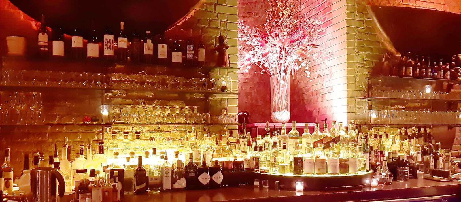 Die Bar im MyMoon