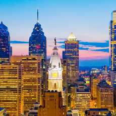 Philadelphias Skyline