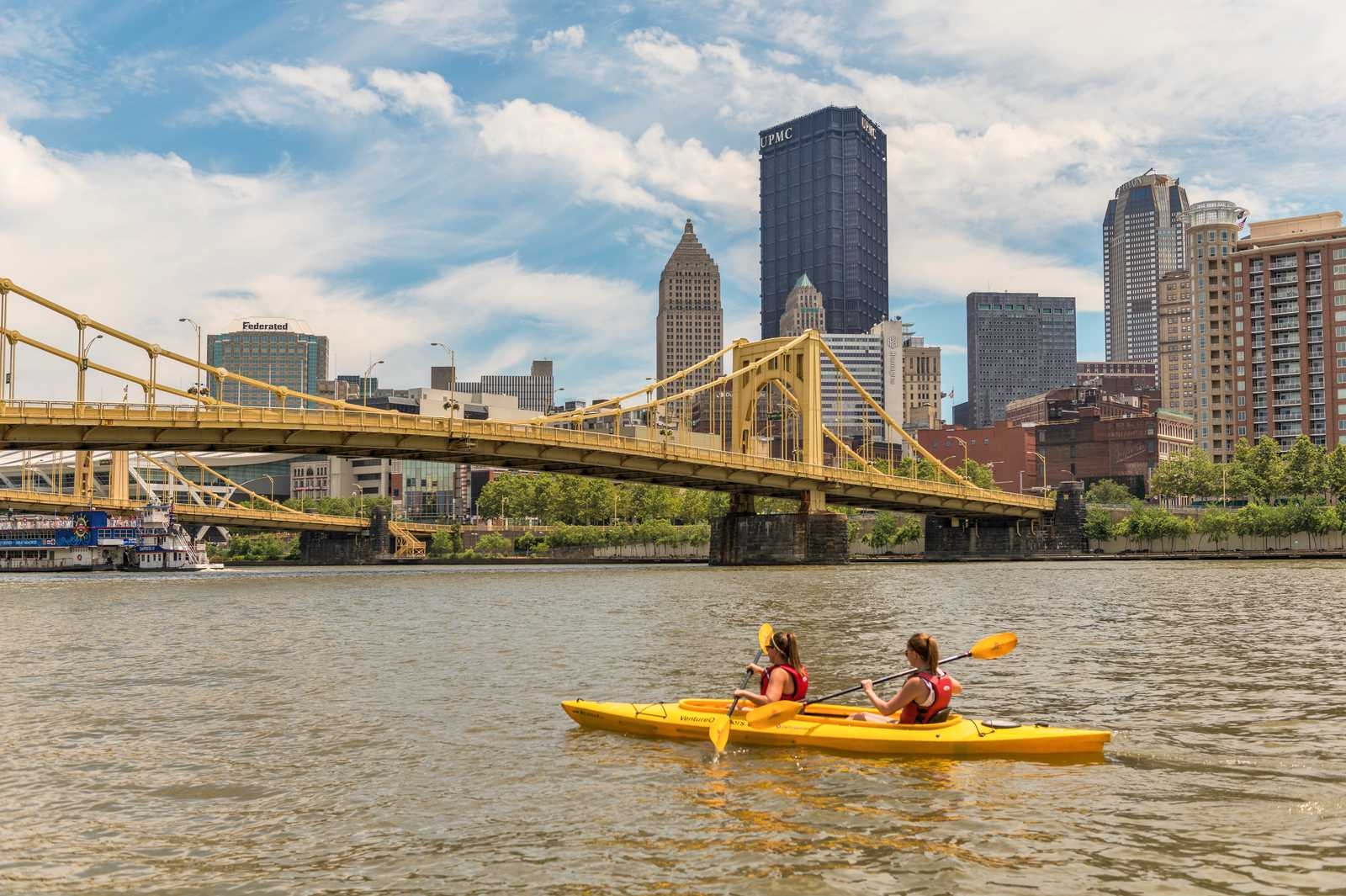 Skyline von Pittsburgh