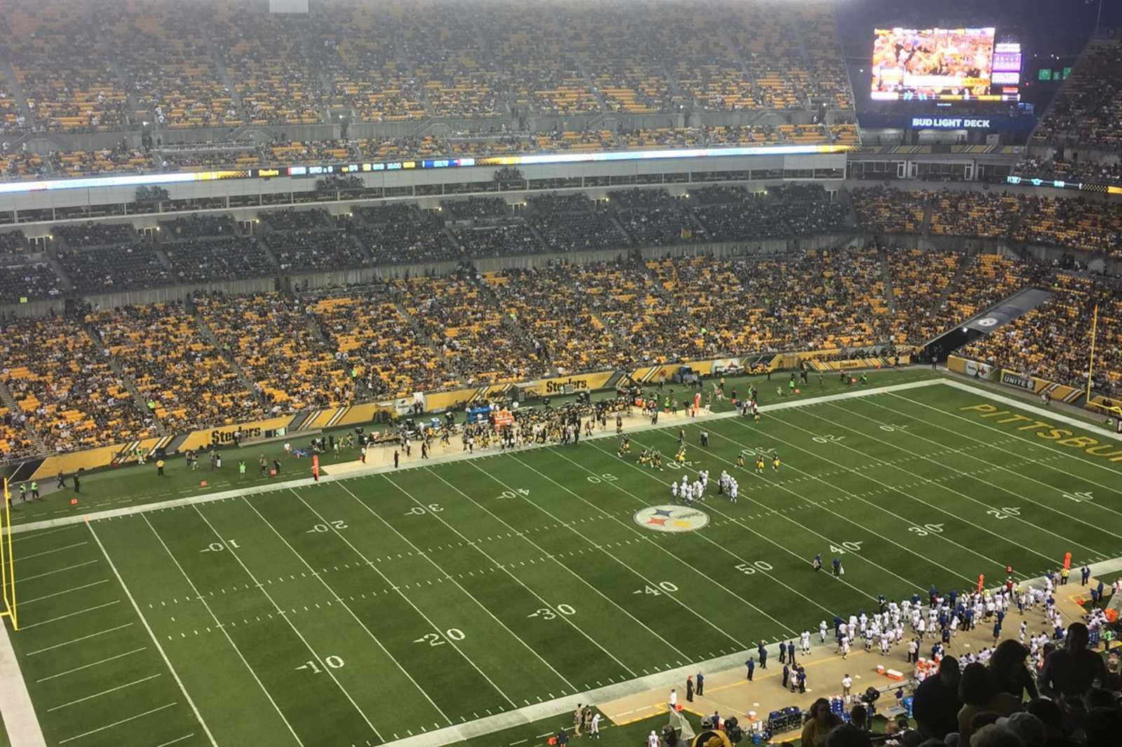 Heinz Field Stadion in Pittsburgh