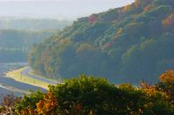Ausblick Glacial Hills Scenic Byway, Kansas, USA