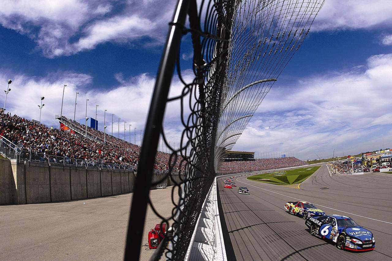 Kansas Speedway in Kansas City, Kansas