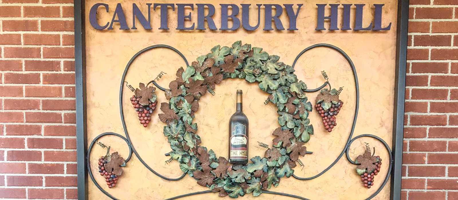 Canterbury Hill Winery