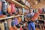 Stockyard City Boots-Verkäufer in Oklahoma City