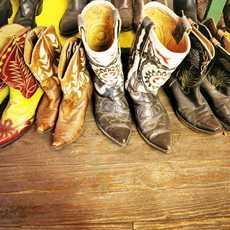 Cowboy Stiefel, Texas