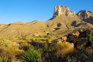 Guadalupe Mountains Nationalpark