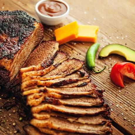 The Spread Pit BBQ in Brady, Texas