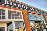 Der Bishop Arts District Dallas