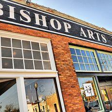 Im Bishop Arts District