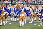 Cheerlader Dallas Cowboys