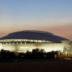 Das AT&T Stadium in Fort Worth