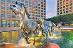 Mustang Denkmal