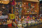 Stand in El Mercado