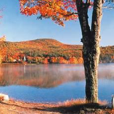 Crystal Lake, Eaton, New Hampshire