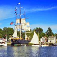 Mystic Seaport - Museum of America and the Sea