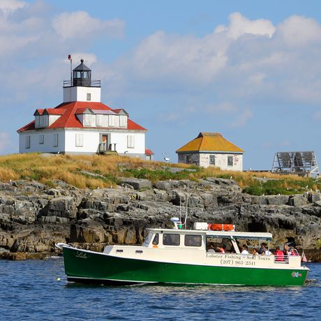 Lulu Lobster Boat Tours