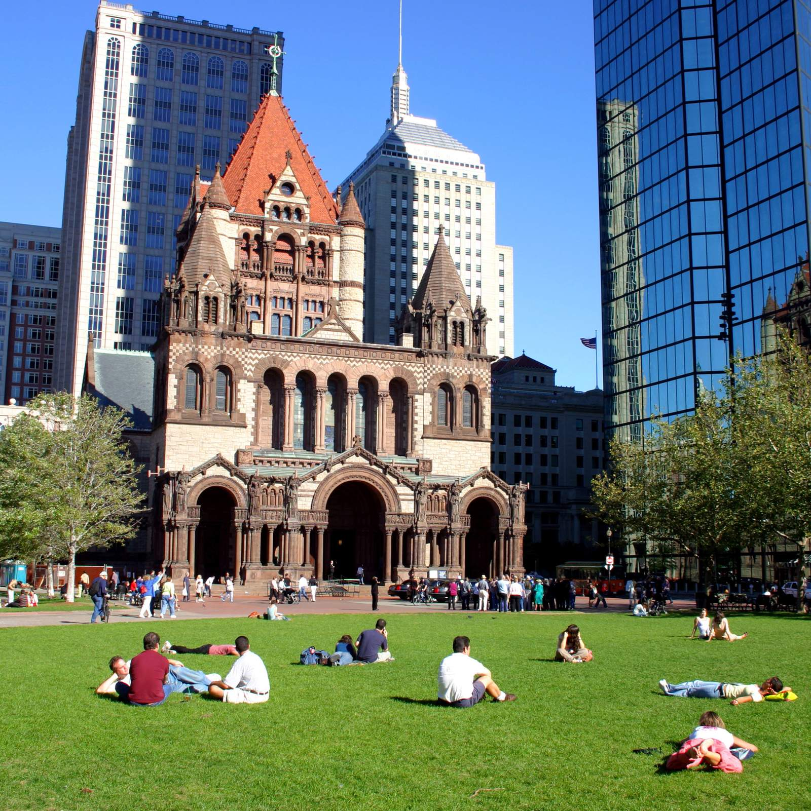 Copley Square, Boston, Massachusetts
