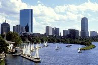 Die Stadt Boston