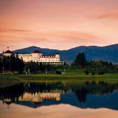 Mount Washington Resort in Bretton Woods