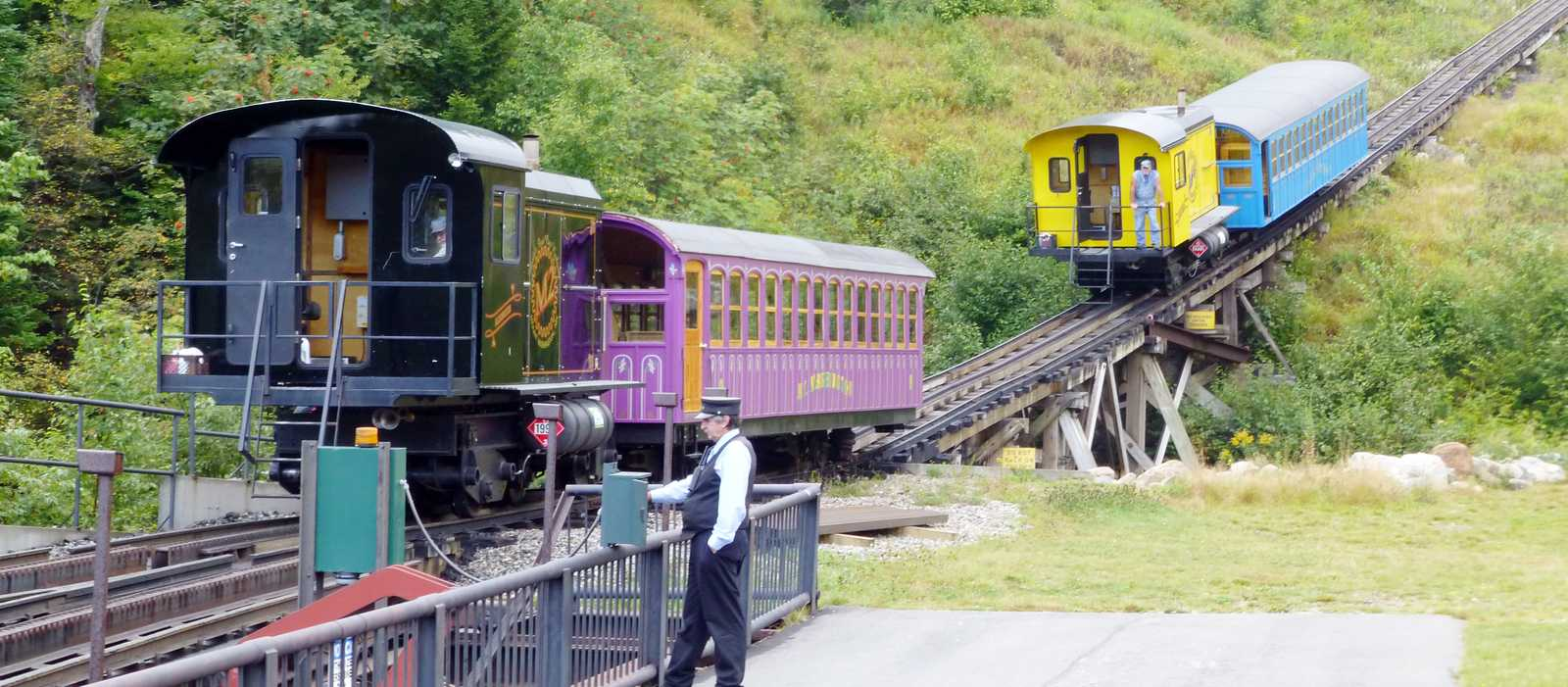 The Cog Railway