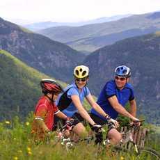 Mt. Mansfield - Fahrrad Tour