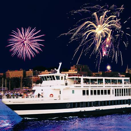 Spirit of Ethan Allen Cruise Lake Champlain