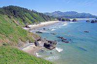 Pazifikküste Pur - Highway Nr. 1