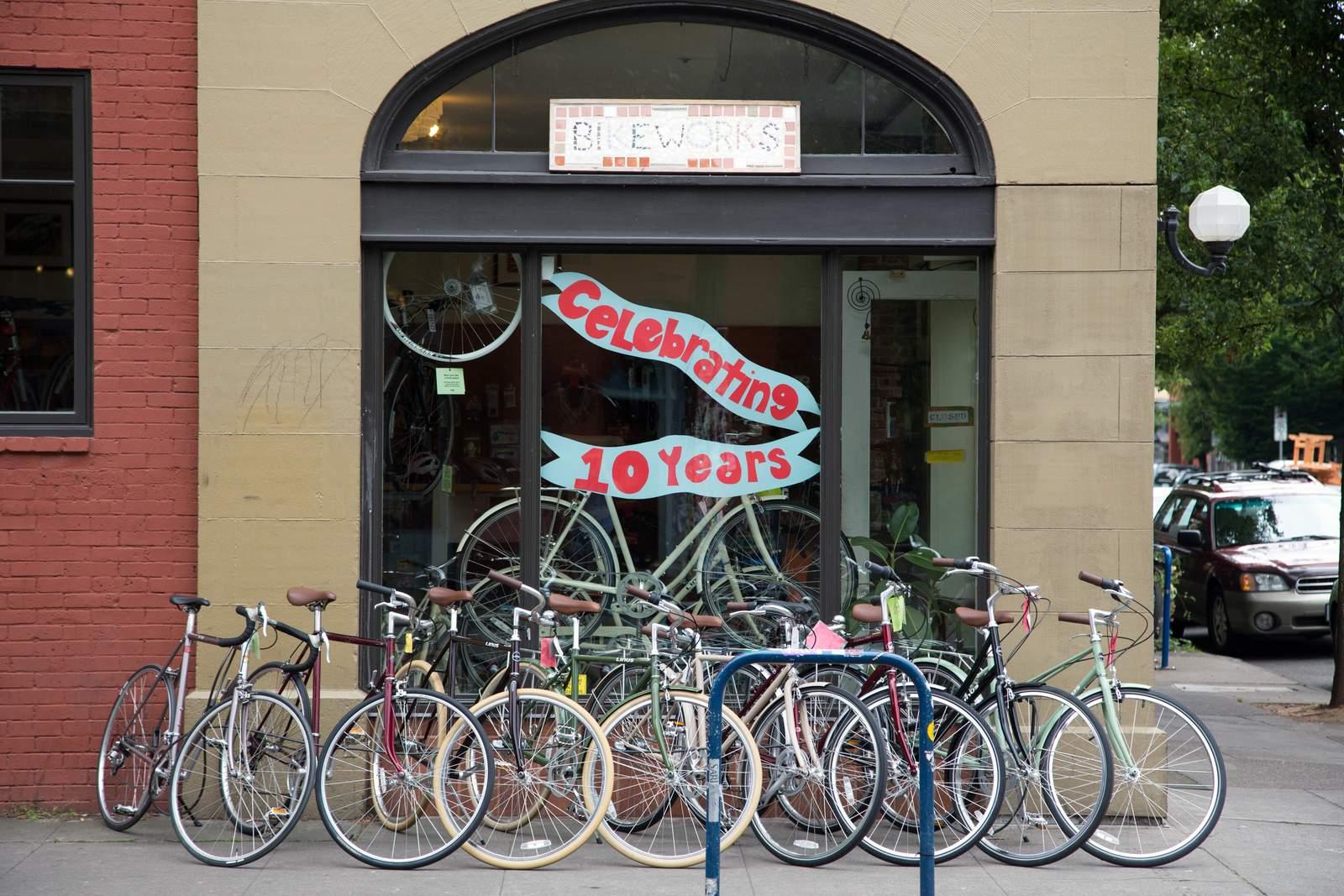 North Portland Bike Works