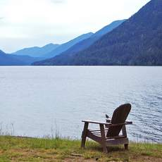 Impression Lake Crescent