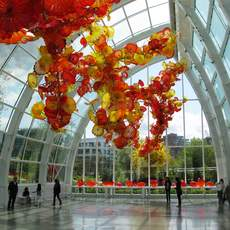 Chihuly Garden Glass Museum