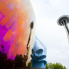 Space Needle und Experience Music Project