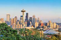 Mit Condor nach Seattle
