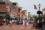 Hauptstraße in Annapolis
