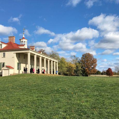 Landsitz Mount Vernon