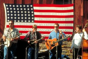 Washington DC - Capital Region USA: Country Band
