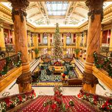 Das Jefferson Hotel in Richmond, Virginia