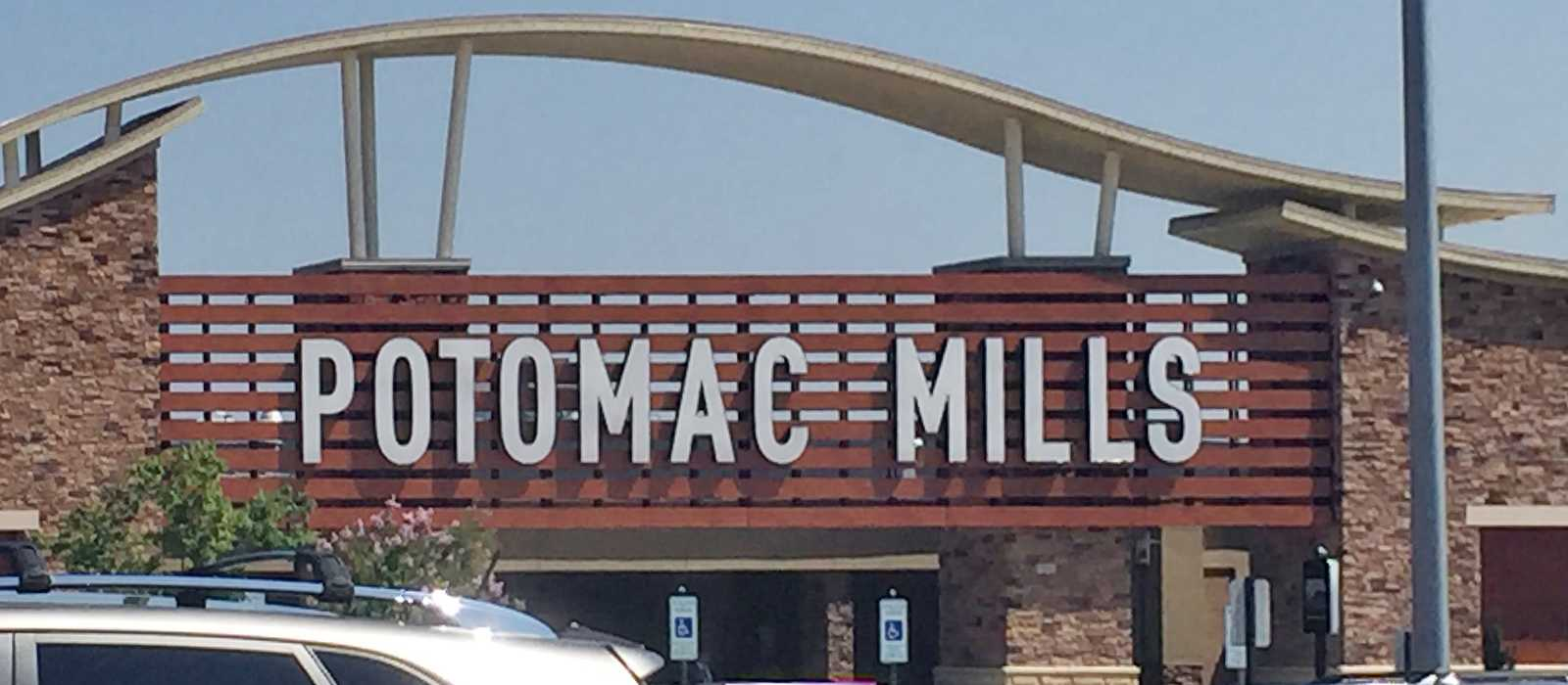 Die Potomac Mills Outlet Mall